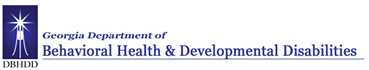 Georgia Department of Behavioral Health and Developmental Disabilities Logo